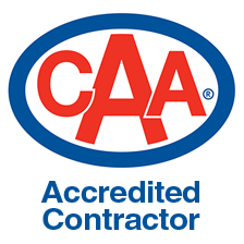 CAA Accredited Contractor